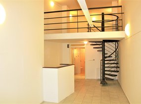 Pronájem nebytových prostor 53 m²