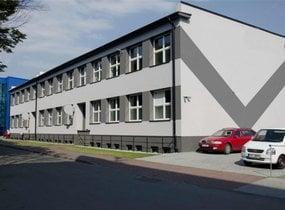 Pronájem kanceláře 15 m2, 2.NP - Teslova Ostrava