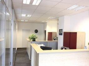 Pronájem, Kanceláře, 302m² - Brno - Královo Pole
