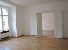 Pronájem pěkného bytu 3+kk, 81m2, Praha 4 Nusle