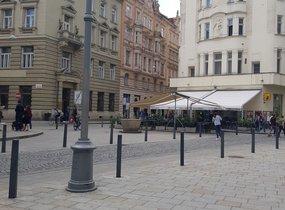 Brno střed ilustrativní foto Jakubské nám
