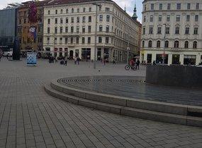 Brno střed ilustrativní foto nám Svobody 1