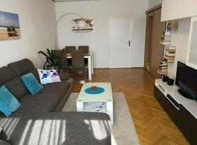 Pronájem hezkého bytu  2+1, 55m², Praha - Jarov, K  Chmelnici