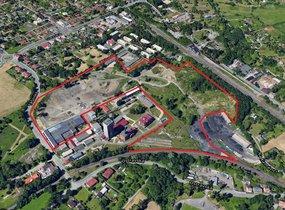 Prodej výrobního areálu 112 896 m2, Orlová - Poruba