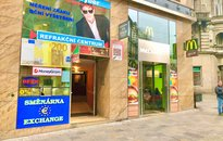 Pronájem restaurace v pěší zóně 170 m²
