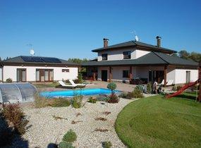 Pronájem dvou rodinných domů Václavovice