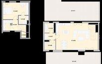 Prodej mezonetového bytu v novostavbě o vel. 2+kk, 94,02m², Praha - Holešovice,ul. Jankovcova