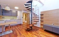 Pronájem, Byty 3+kk, Mezonet, 51,16 m²