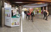 Pultový prodej - metro Karlovo náměstí