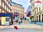 Prodej lukrativního stánku v centru Brna 8m²