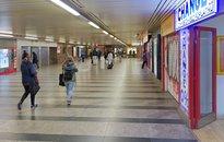 Obchodní prostor - metro Florenc, 19 m2