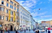 Pronájem obchodních prostor v centru (15,81 m²)