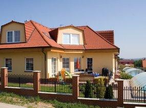 Pronájem luxusní vily 7+kk, 255m² - Praha 6
