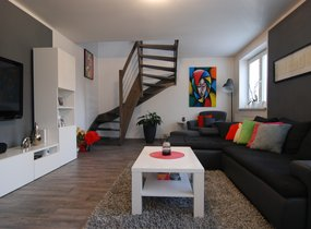 Prodej mezonetového bytu 3+kk, 91,3 m2 s místem pro parkování - Hlučín