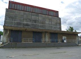 Sklad s rampou, ul. U Řeky, Ostrava - Hrabová