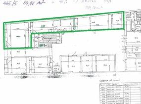 Pronájem, Obchodní prostory, 139 m² - Brno - Veveří