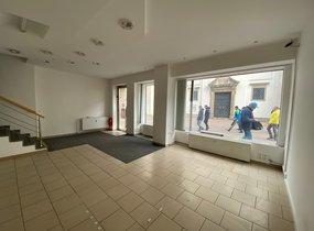 Pronájem, Obchodní prostory, 130m² - Brno-město