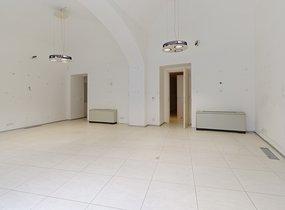 Obchodní prostory v centru Prahy, 168 m2