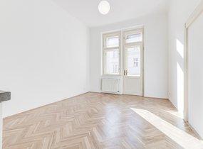 Pronájem bytu 2+kk, 45,4m²,s balkónem   Praha - Nové Město, ul. Na Zderaze