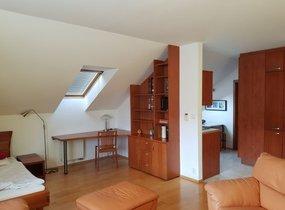 Pronájem, Byty 1+1, nový byt - 82,5 m²  Údolní,