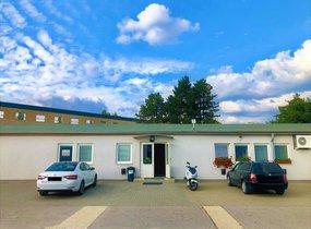 Pronájem nebytových prostor s komfortním parkováním - 67 m²