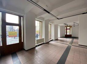 Pronájem, Obchodní prostory, 140 m² - Brno-město