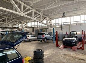 Pronájem, Výroba, 1489 m² + 2676 m2 volné parkovací plochy, Brno - Štýřice
