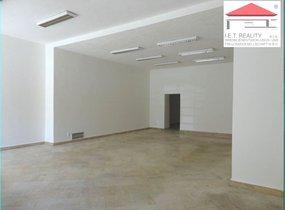 Pronájem, Obchodní prostory,  108 m²