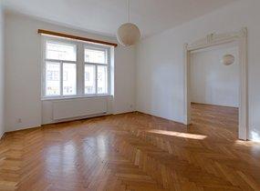 Pronájem zrekonstruovaného bytu 2+1, 74 m2