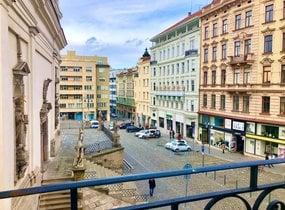 Podnájem kanceláře v centru Brna (cca 109m²)