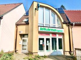 Pronájem komerční nemovitosti (cca 150m²)