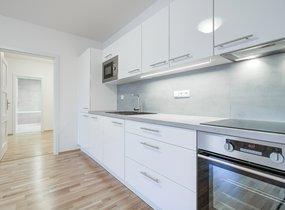 Pronájem bytu 3+kk, o vel. 80,40m² s balkonem,  Praha - Smíchov, ul. Kotevní