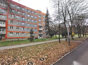 Pronájem bytu 2+1 s balkónem, 55 m2 - Ostrava