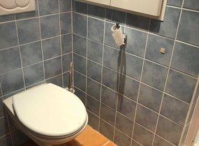 Bachova, toaleta