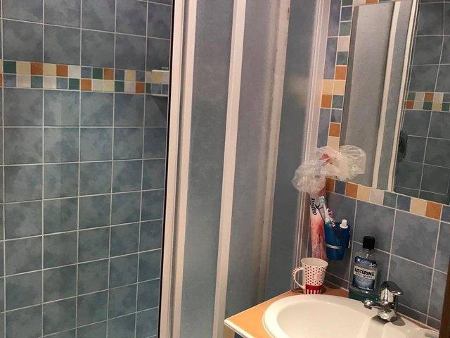Bachova, koupelna