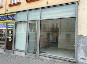 Pronájem, Obchodní prostory, 58m² - Brno - Staré Brno