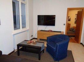 Pronájem plně vybaveného bytu 2+kk, o výměře 56m² - Bořivojova, Praha 3-Žižkov