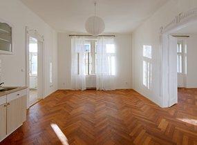 Pronájem zrekonstruovaného bytu 3+kk, 74 m2