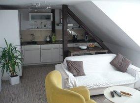 Prodej, Byty 3+kk, 88 m², s pracovnou a šatnou, Brno - Zábrdovice