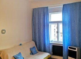 Pronájem bytu 3+1, o vel. 75m² s balkonem - Praha - Nové Město, ul. Navrátilova