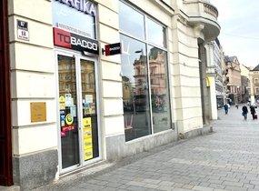 Pronájem, Obchodní prostory, 60m² - Brno-město