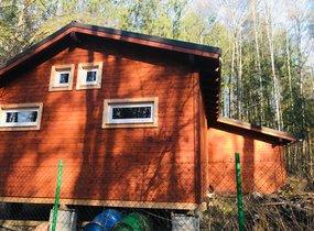 Prodej novostavby o vel cca 120m² s pozemkem o vel. 244m2 v obci Nové Okrouhlo