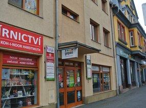 Kancelář v centru Frýdku-Místku,ul. tř. T. G. Masaryka
