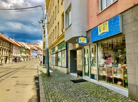 Pronájem obchodních prostor (cca 68,5m²) - Brno - Pekařská