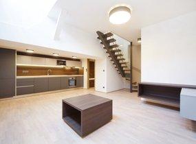 Pronájem, Byty 2+kk, Mezonet, 50,95 m²