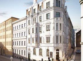 Pronájem obchodního prostoru, o vel. 41,6 m² - Praha - Nové Město, ul. Na Zderaze