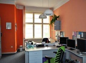 Pronájem kanceláří, 146 m2, 1. patro, Na Hradbách, Moravská Ostrava