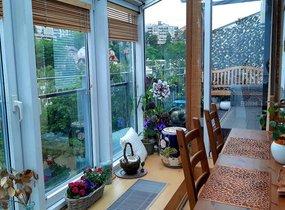 Prodej krásného mezonetového bytu 3 kk s 2 terasami , o vel. 130m² - Praha - Michle, ul. Nuselská