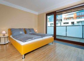 Prodej krásného bytu - studia 1+kk/T 49m2, Praha 8 Karlín
