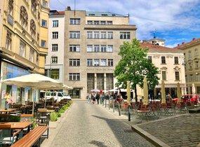 Pronájem zavedeného klubu v centru Brna (cca 450m²)